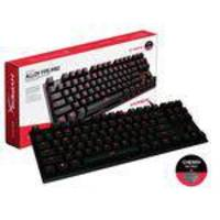 Teclado Gamer Hyperx Hx-kb4rd1-us/r2 Mecanico Alloy Fps Pro Cherry Mx Red