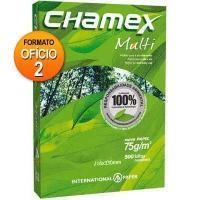 Papel Sulfite Internacional Paper Oficio 2 Chamex Multi 500 Folhas