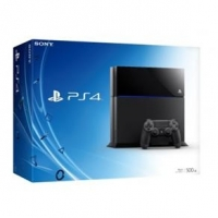 Playstation 4 Sony 500GB Bundle + Cabo Hdmi + 10 Jogos Para Downloand