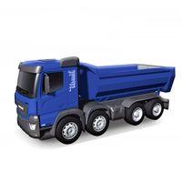 Caminhão Caçamba Hurucan Heavy Duty Usual Plastic Azul Azul