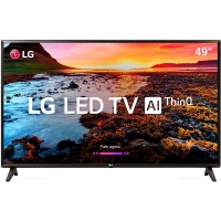 Smart TV LED 49 LG 49LK5700 Conversor Digital