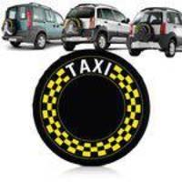 Capa Estepe Taxi Idea Doblo Adventure (Com Proteção No Estepe)