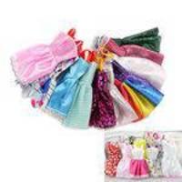 13/15 Itens 5x Vestido De Festa De Casamento Vestidos De Roupas 10 Pares De Sapatos Para Boneca Barbie