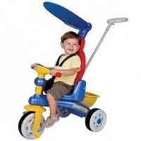 Triciclo Magic Toys Fit Trike 3338 Azul