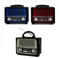 Radio Retro Lelong Le-642 Bluetooth Am Fm Usb Sd Aux Bivolt