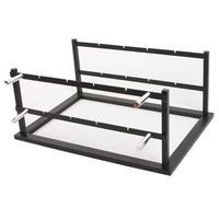 Churrasqueira Suporte de Espetos Ferro 60x50