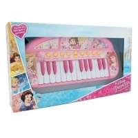 Teclado Musical Toyng Infantil Princesas 29061