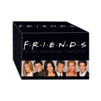 Caixa Friends Preta: 1ª a 10ª Temporadas Completas 40 DVDs - Multi-Região / Reg.4