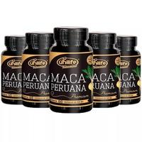 Maca Peruana Premium - 5x 60 Cápsulas - Unilife