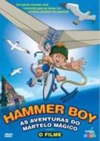 Hammer Boy: As Aventuras do Martelo Mágico O Filme - Multi-Região / Reg.4