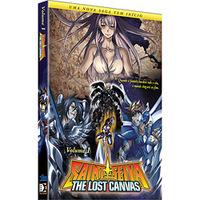 Cavaleiros do Zodíaco The Lost Canvas 1ª Temporada - Multi Região / Reg.4