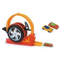 Lançador Mega Speed 184 Crazy Streets BS Toys
