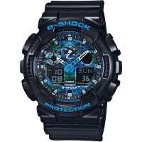 Relógio G-Shock GA-100CB-1A Analógico Masculino