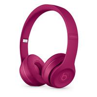 Fone de Ouvido Beats Solo3 Supra-Auricular Neighbourhood Collection Wireless Vermelho Maravilha