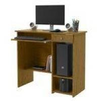 Mesa para Computador Marina New Rovere - Patrimar Móveis