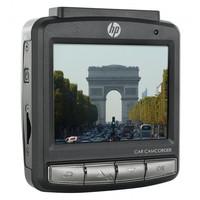 Camera Filmadora Veicular HP F500 Preta