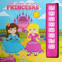 Livro Sonoro com Rimas:Princesas