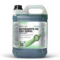 Detergente Neutro Desengordurante de Uso Geral Brillia 5 Litros Renko Concentrado