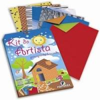 Kit do Artista Romitec 30 Folhas