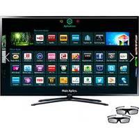 TV Smart 3D LED 40 Samsung 40F6400  + 2 Óculos 3D