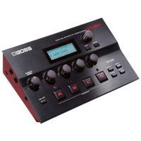 Processador De Efeitos Para Guitarra Boss Violão e Voz GT-001