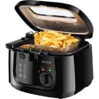 Fritadeira Mondial Big Fry Ft-07 2.5 Litros Preto