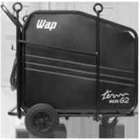 Lavadora De Alta Pressão Wap Uso Industrial Trifásica 2160 Libras G2 1200 7.5 Cv Inox 380v