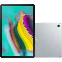 Tablet Samsung Galaxy Tab S5e SM-T725LZSMZTO 64GB Wi-Fi 4G 10,5 Android Pie Prata