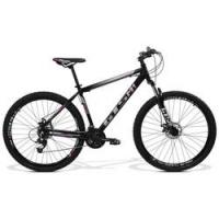 Bicicleta GTS Aro 29 Freio a Disco 21 Marchas e Amortecedor| GTS M1 Movee - Rosa Neon 15
