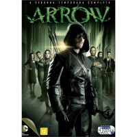 Arrow 2ª Temporada - Multi-Região / Reg.4