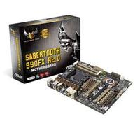 Placa Mae ASUS AMD 990FX AM3+ ATX Sabertooth R2.0 IMP