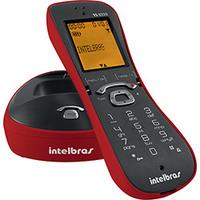 Telefone Intelbras TS 8220 Vermelho