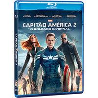 Capitão América O Soldado Invernal Blu-Ray - Multi-Região / Reg.4