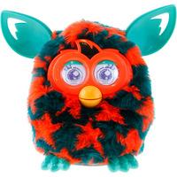 Pelúcia Hasbro Furby Boom Sweet Verde com Estrelas Laranja A6807/A4342
