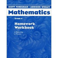 Mathematics - Grade 4 Homework workbook