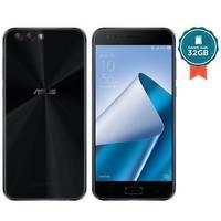Smartphone Asus Zenfone 4 ZE554KL Desbloqueado GSM Dual Chip 32GB 3GB Android 7.0 Preto + SD Card 32GB