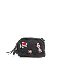 Bolsa Snoopy Transversal Mini Bag Feminina