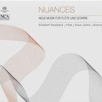 Vários - Nuances - Neue Musik Fur Flote Und Gitarre Importado