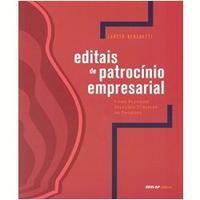 Editais De Patrocinio Empresarial