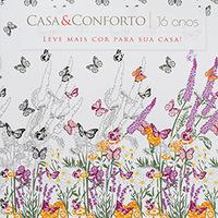 Livro de Colorir:Casa & Conforto