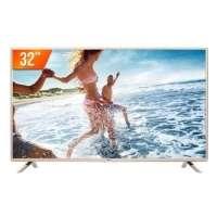 TV LG LED 32 32lx300c Cinza e Branco
