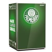 Frigobar Husky Palmeiras 70 Litros Verde 220V