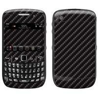 Capa Adesiva I Stick para Blackberry 8520 / 9300 Fibra de Carbono