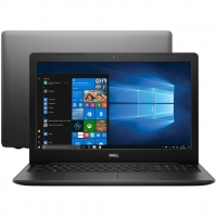 "Notebook Dell Inspiron 15 3000 i15-3583-A30P i7-8565U 8GB 2TB 1.8GHz 15,6"" Windows 10 Preto"