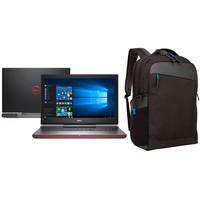 tebook Gamer Dell Inspiron i15-7567-A10P Intel - Core i5 8GB 1TB LED 15,6 GeForce + Mochila