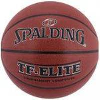 Bola De Basquete Spalding Tf Elite Tournament