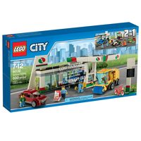 60132 Lego City Posto De Gasolina