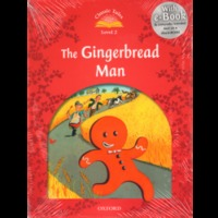 The Gingerbread Man E-book & Cd Pack - Second Edition Level 2, Classic Tales