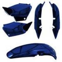Kit Moto Carenagem Titan Honda 2000 Paralama Tampa Rabeta