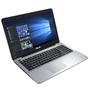 Notebook Asus X555LF-XX190T Intel Core i7 5200U 6GB 1TB 2GB 2.3GHz Windows 10 Preto